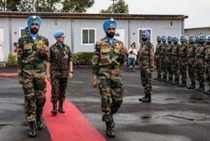 Goma: Entrée en fonction du nouveau commandant des forces Onusiennes en Rdc.