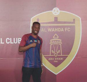 Foot- Transfert : Mpoku s'engage avec Al Wahda (Dubaï) pour un an et demi.