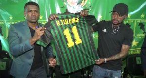 Football : Le montant du transfert de Tulenge dans V.club s'élève à 100 000$