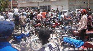 Kinshasa : Le ministre provincial des Transports annonce l'identification des Wewa.