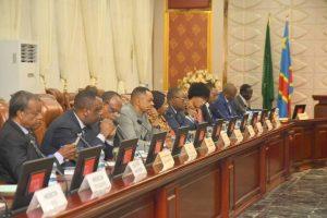 Félix Tshisekedi ordonne le dépistage de tous les membres du gouvernement.