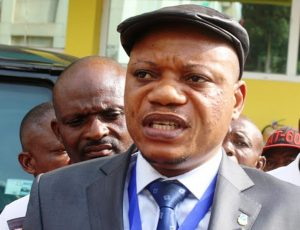 «Ceux qui me combattent visent le président Tshisekedi «. Jean-Marc Kabund