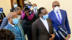 RDC: gestion du Covid19, le Premier ministre Ilunga Ilunkamba attendu ce mercredi à l'Assemblée nationale