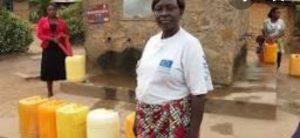 RDC-Beni / lutte contre Ebola : 7 forages d'eau mis à la disposition de la population.
