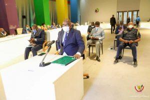 Recrudescence de la criminalité en RDC:Gilbert Kankonde doit répondre à plus de 30 questions de la commission défense et sécurité de l'Assemblée Nationale.