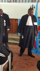 Feu l'inspecteur Godefroy Kabamba ne faisait pas partie du collège des magistrats instructeurs du dossier 100jours