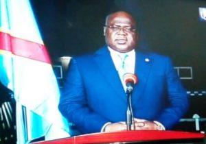 """RDC:""""J'estime que les réformes judiciaires doivent être dictées par le souci d'apporter plus d'efficacité et d'efficience au fonctionnement de la Justice"""". F.Tshisekedi"""