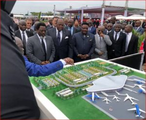 Construction de l'aérogare à Kinshasa et Lubumbashi : Qui a roulé l'État congolais ?