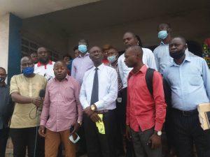 Kinshasa : Dépouillés de leurs locaux et dépourvus de conditions requises, les Inspecteurs Provinciaux du travail déclenchent la grève