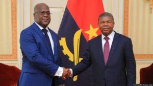 Crise politique en RDC: Félix Tshisekedi requiert une béquille de l'Angola.