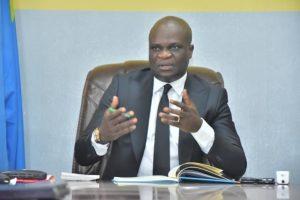 RDC-EPST: Willy Bakonga dans le collimateur de la justice.