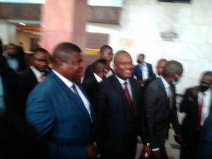 RDC : «Un cycle électoral s'est clôturé et un nouveau cycle a commencé»(Corneille Nangaa)